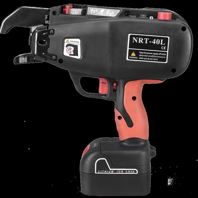 全自动钢筋捆扎机NRT-58L 绑扎机 充电式钢丝扎丝机 电动锂电池钢筋捆绑工具