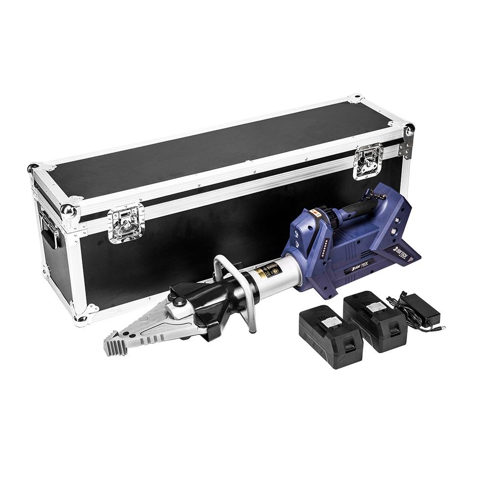 蓝色电动液压剪扩钳SC357E 充电式 电动液压救援剪刀 扩张器 消防救生专用电动扩张器 剪扩钳