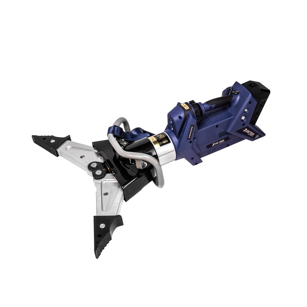 蓝色电动液压扩张器SP310E 扩张工具 钢筋电动液压剪钳扩开器 速断器消防救援破拆扩张器