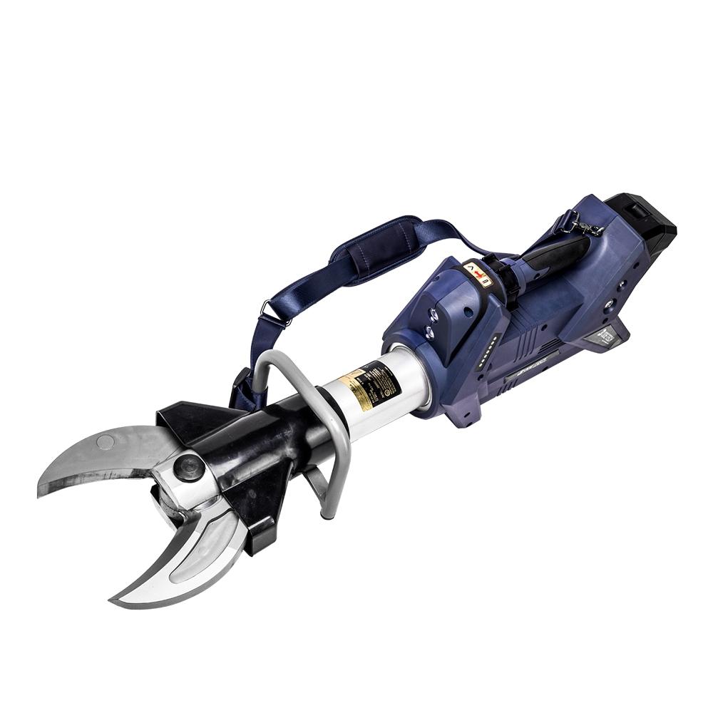 蓝色电动液压剪切器S312E 消防电动剪切器 电动液压剪切器 电动手持剪切钳 救援破拆工具
