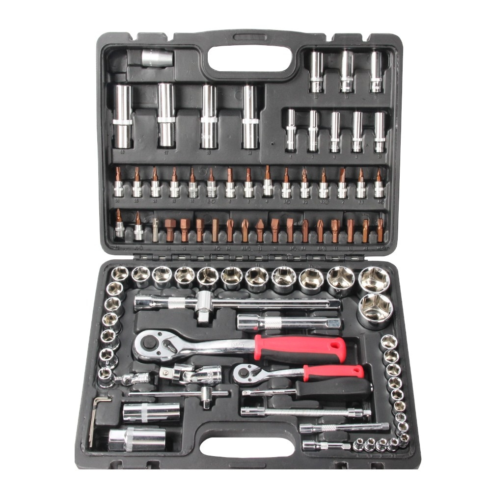 扳手工具 套筒套装组合 汽修车工具 棘轮快速扳手