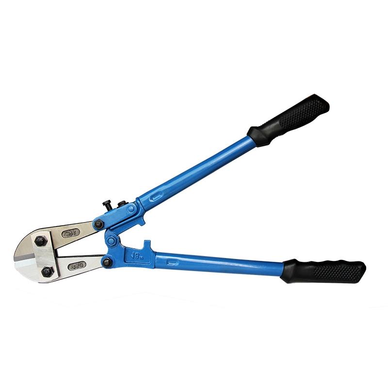 钢筋剪 断线钳12寸  钢丝铁丝大钳子 大力破坏鹰嘴剪刀 断丝剪子 省力