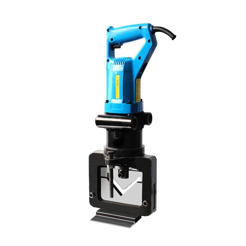 电动液压角钢切断机JP-60 角铁切断器 便捷式切割机 手动割断机